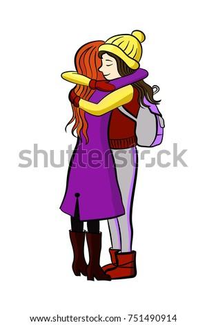 the illustration for children's