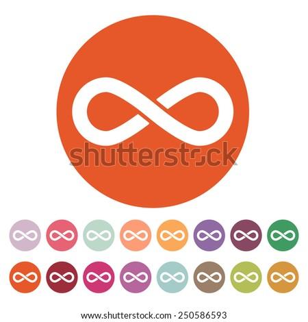 the infinity icon infinity