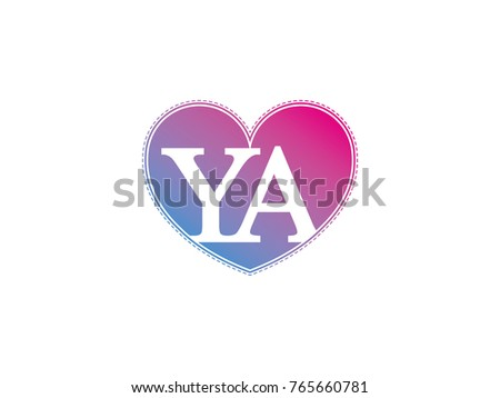 the initial letter ya in the