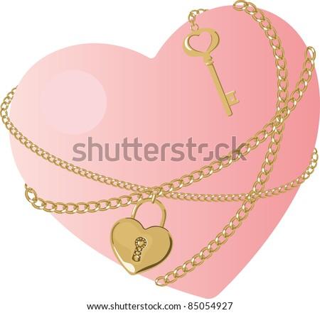the key of heart