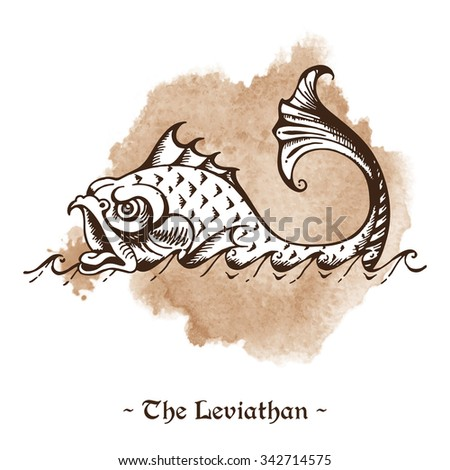the leviathan legendary sea