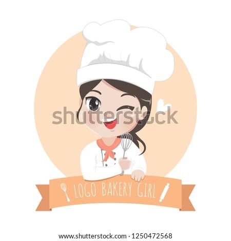 the little bakery girl chef's