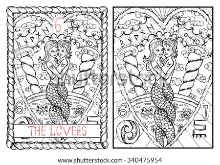 the lovers the major arcana