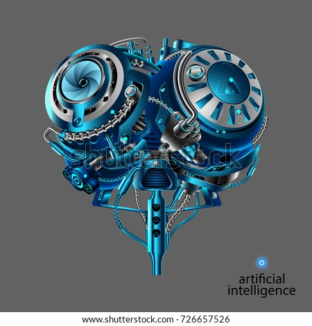 the mechanical brain of the