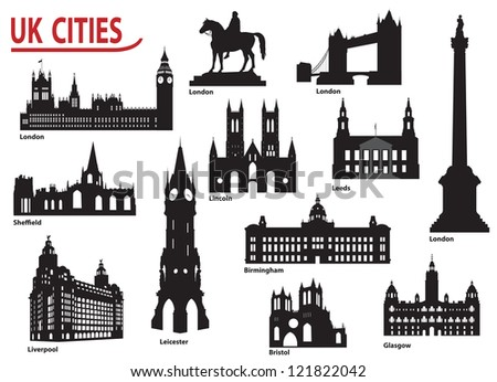 The most famous building in the city of Great Britain