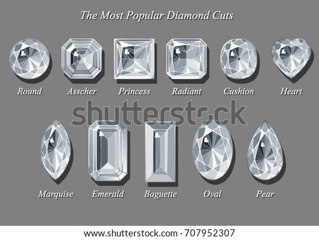 the most popular diamond cut