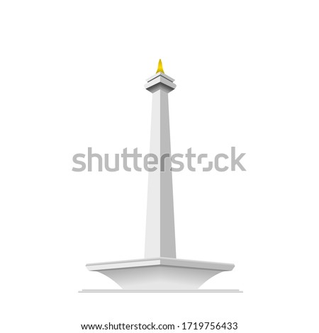 The National Monument or popularly abbreviated as Monas or Tugu Monas is a 132 meter high monument