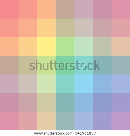 The palette of colors. Imposition of color on color.. Background. Vector colored background. Pictorial art. Rainbow design elements.