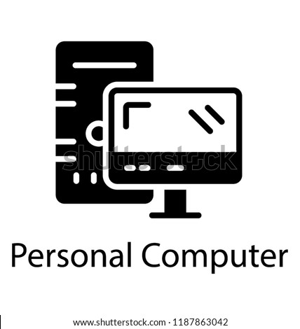 The personal computer, commonly known as the ibm pc