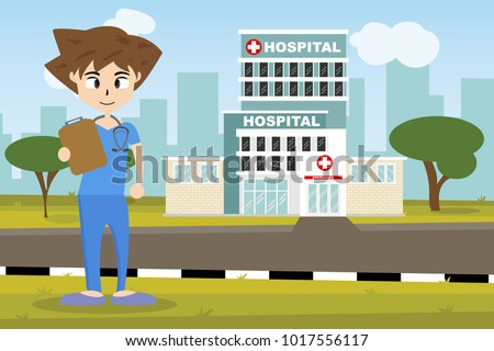 the  professional medical team