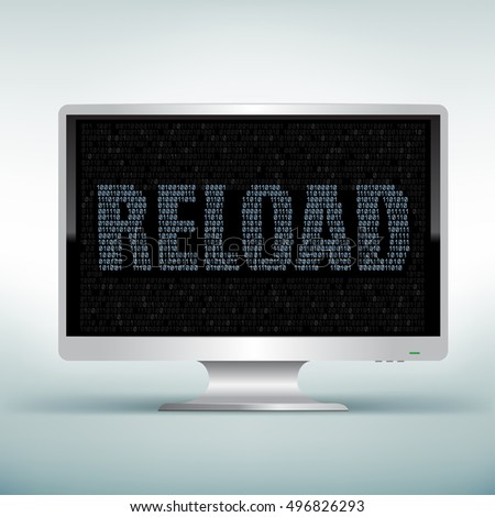 the programming reload code on