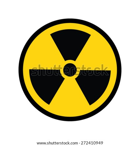 the radiation icon radiation