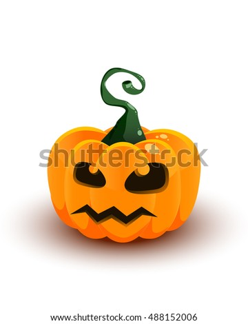 the real volume pumpkin with