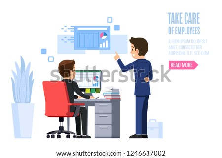 The Recommend of professionals to develop your work. Level up digital skill. Creativity from shared knowledge in company. Take care employees.