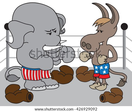 the republican elephant and the