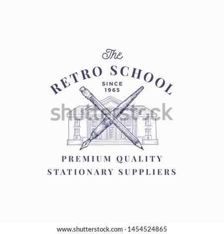 the retro school suppliers