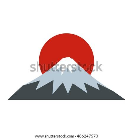 the sacred mountain of fuji