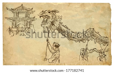 the scene of chinese culture ...