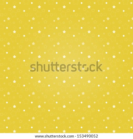 The seamless abstract Xmas background / The Christmas stellar background / The seamless Noel background