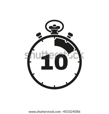 10 min countdown timer