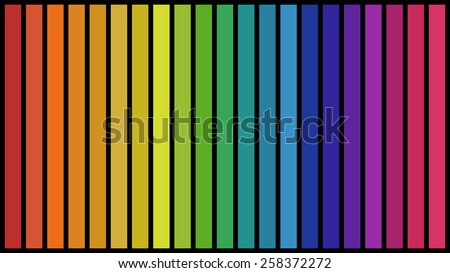 the set of all colors of the