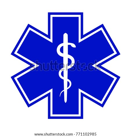 the star of life  with the