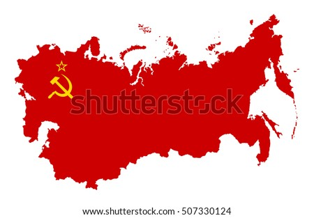 the territory of the soviet