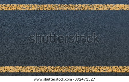 the texture of asphalt and