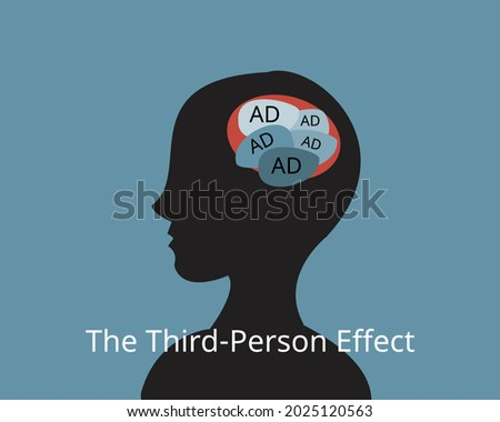 the third person effect or web