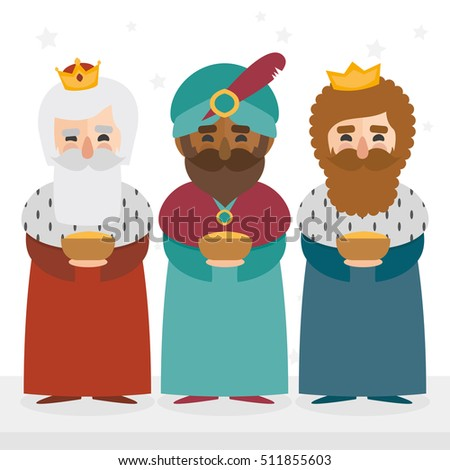 the three kings of orient isolated