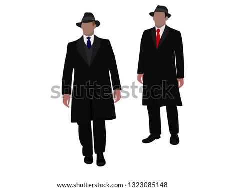 the two men mafia