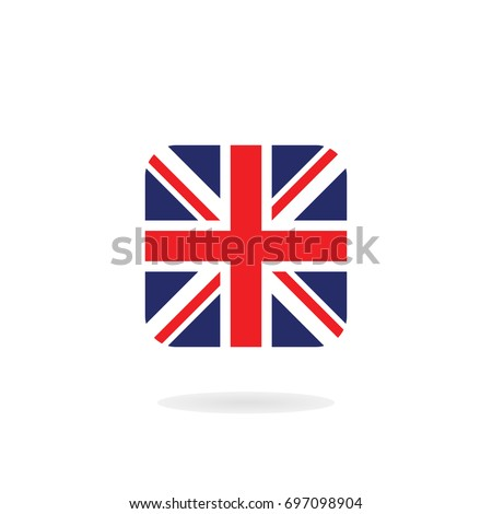the union jack in square form