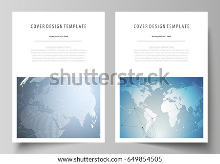 Elegant Company Brochure Template Cover Design Download Free