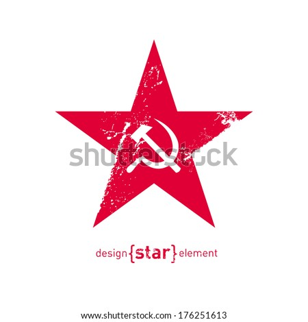 the vector star with socialist