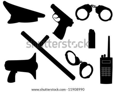 the weapon and equipment of