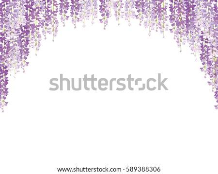 Wisteria Flower clipart - Lavender, Flower, Plant, transparent clip art