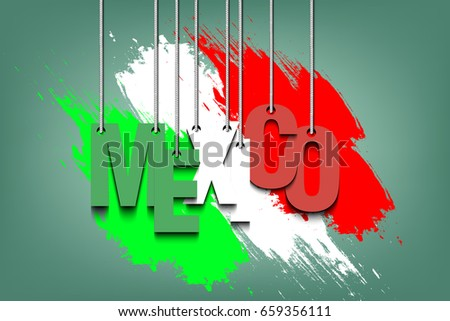 Mexican Flag Download Free Vector Art Stock Graphics Images