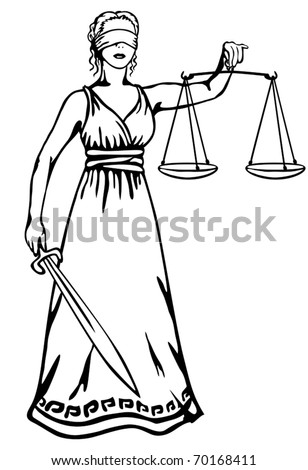 Themis (Femida) - a goddess of justice