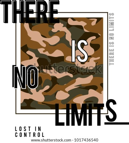 there is no limits slogan