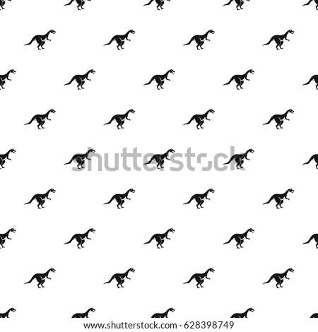 theropod dinosaur pattern