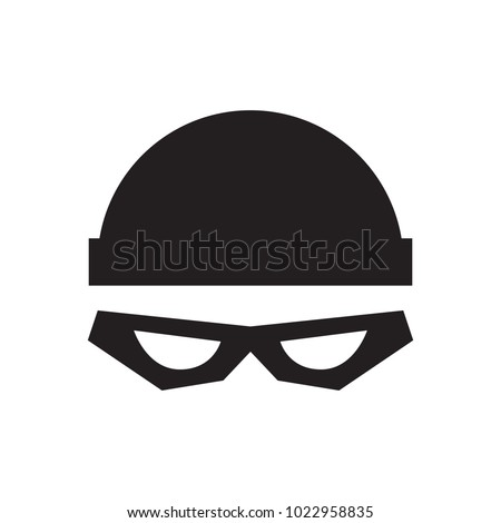 thief with cap icon
