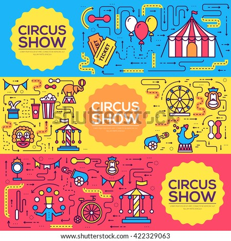 thin circus circus show