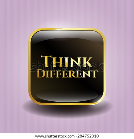 Think Different gold badge