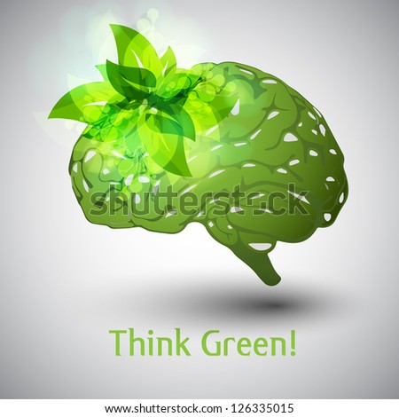 Think Green! Brain