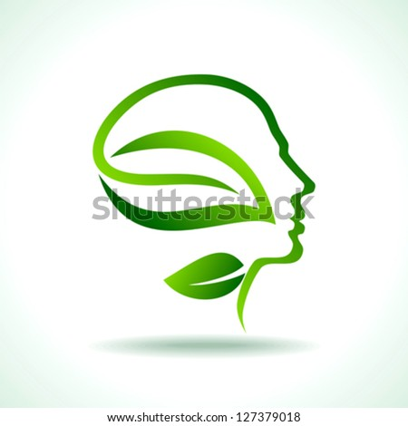 think green save earth