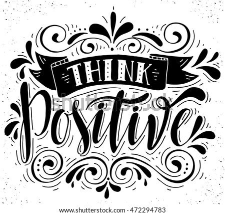 think positiveinspirational