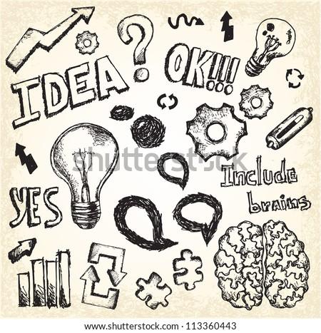 Thinking Doodles
