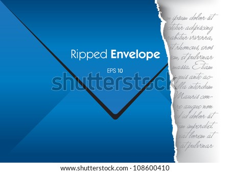 This image is a vector illustration and can be scaled to any size without loss of resolution. This image will download as a .eps file and can be edited with any vector editing software/Ripped Envelope