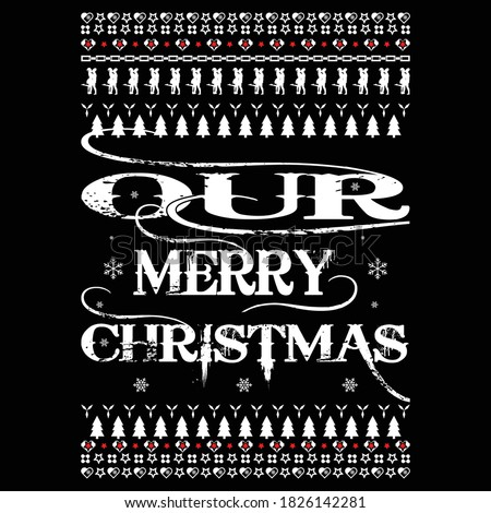 this is christmas t shirt