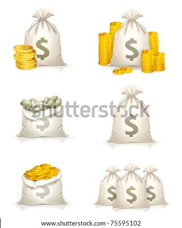 Three bags of money, 10eps